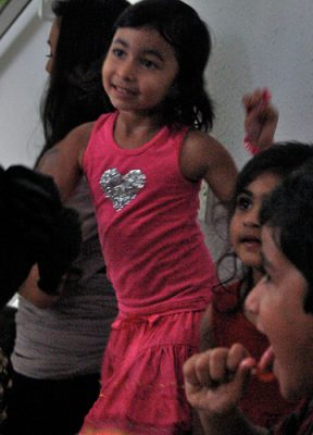 Shireena Shroff, Dora themed 3rd Birthday Party