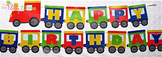 Choo Choo Printable Decorations