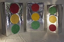 Traffic Light Props