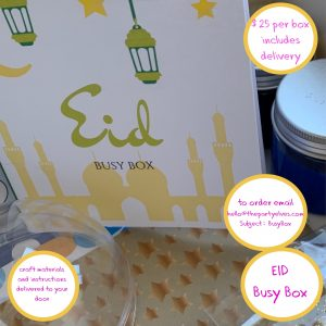 Eid (Hari Raya) Busy Box